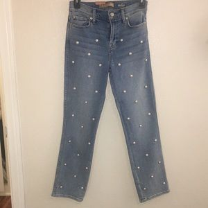 7 For All Mankind Edie Pearl Jeans